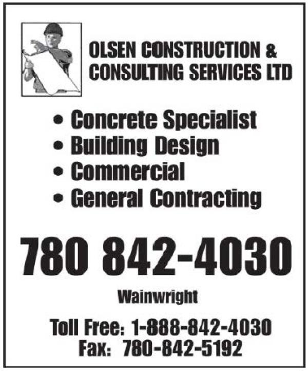 Olson Construction & Consulting Services Ltd.
